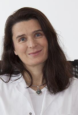 OA Dr. Ulrike Handler, Internistin
